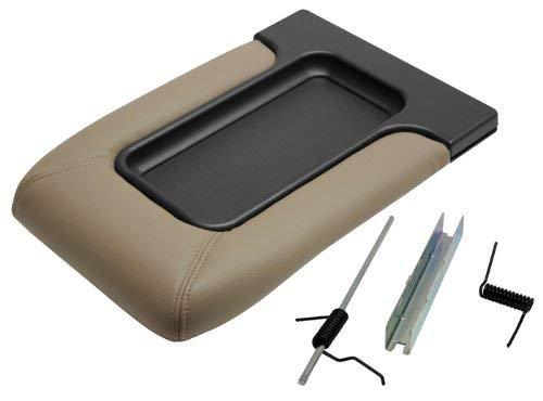 IPCW BB103 Tan/Neutral Front Jumper Seat Center Console Lid